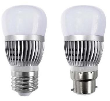 6W LED Frost Glass Globe